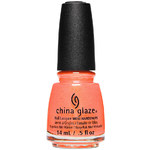 China Glaze Nail Polish - Tropic of Conversation - 0.5 oz (14.79 mL.) (244206)