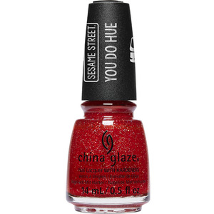 China Glaze Nail Polish - Living in the Elmo-ment - You do Hue Collection 0.5 oz (14.79 ml) (244669)