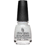 China Glaze Nail Polish - The Glam Finale Collection - Don't Be A Snow-Flake 0.5 oz (14.79 ml) (248101)