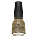 China Glaze Nail Polish - The Glam Finale Collection - Big Hair & Bubbly 0.5 oz (14.79 ml) (248108)