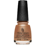 China Glaze Nail Polish - The Glam Finale Collection - Toast It Up! 0.5 oz (14.79 ml) (248109)