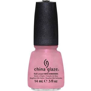 China Glaze Nail Polish - Pink-ie Promise - 12 oz (14 mL.) (248191)