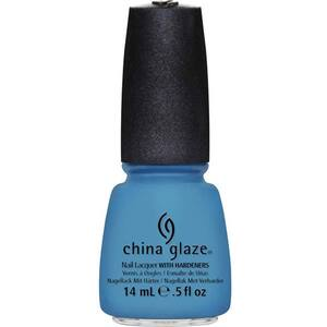 China Glaze Nail Polish - Sunday Funday - 12 oz (14 mL.) (248194)