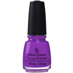 China Glaze Nail Polish - Violet Vibes - 0.5 oz (14 mL.) (248600)