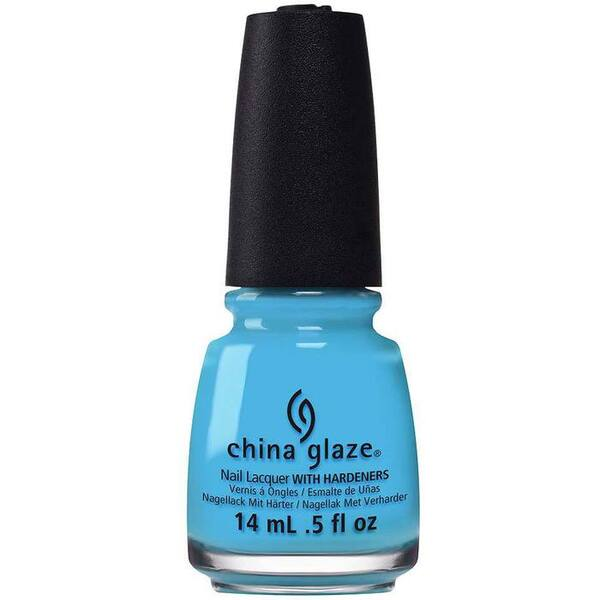 China Glaze Nail Polish - UV Meant To Be - 0.5 oz (14 mL.) (248607)