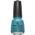 China Glaze Nail Polish - Rain Dance the Night Away - 12 oz (14 mL.) (248650)