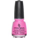 China Glaze Nail Polish - Don't Mesa With My Heart - 12 oz (14 mL.) (248651)