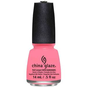 China Glaze Nail Polish - Petal To the Metal - 12 oz (14 mL.) (248758)