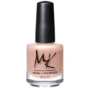 MK Nail Polish - Nude Skin - 0.5 oz (15 mL.) (260002)
