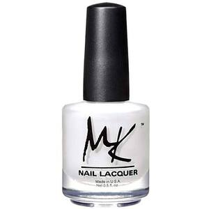 MK Nail Polish - Snow White - 0.5 oz (15 mL.) (260032)