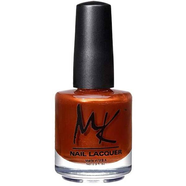 MK Nail Polish - Copper Sparks - 0.5 oz (15 mL.) (260042)