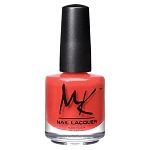 MK Nail Lacquer - Coral Punch 0.5 oz. (260050)