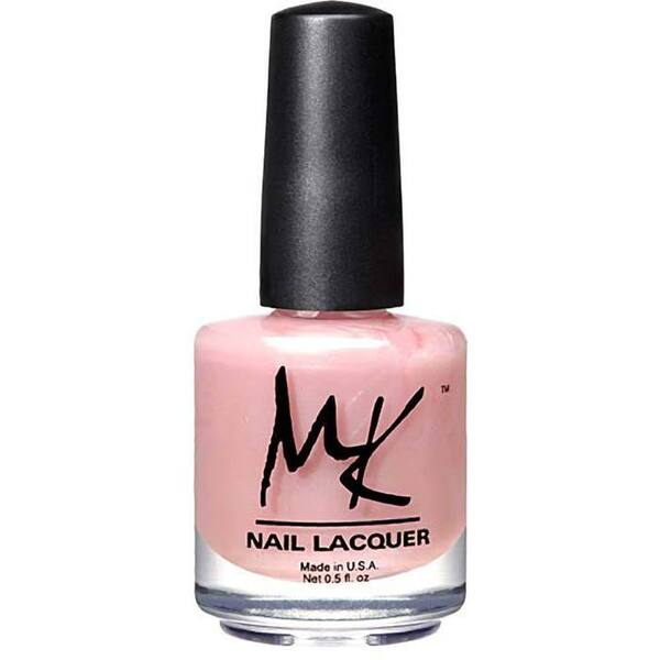MK Nail Polish - Delicate Rose - 0.5 oz (15 mL.) (260090)