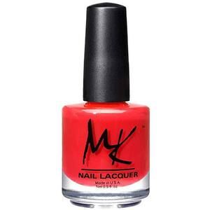 MK Nail Polish - Red Wall - 0.5 oz (15 mL.) (260139)