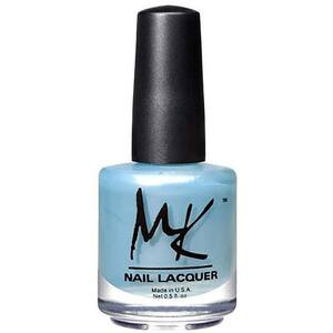 MK Nail Polish - Bali Blue - 0.5 oz (15 mL.) (260140)