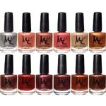 MK Nail Polish - When In Rome Collection - Set of 12 pieces (260902)
