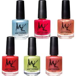 MK Nail Polish - Hooked on Summer Lovin' Collection - 0.5 oz (15 mL.) (260912)