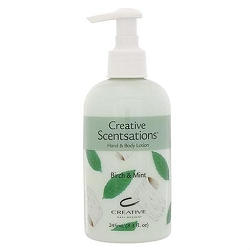 CreativeSpa Hand & Body Scentsations Lotion 8 oz. (310615)