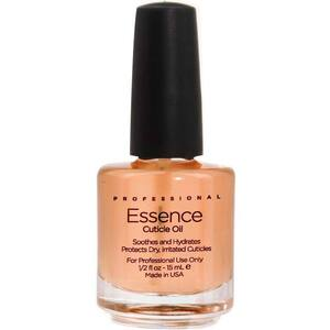 Artisan Essence Cuticle Oil - Peachy Orange - 12 oz (15 mL.) (319006)