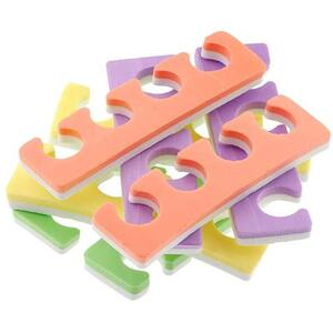 Pedicure Toe Separators - Premium Quality - Soft - Comfortably Fit 1 Pair (320016)