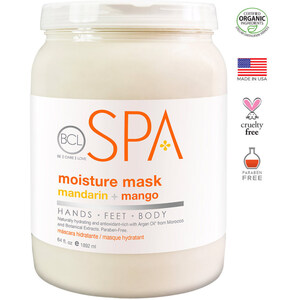 BCL Spa Pedicure Mask - Mandarin & Mango 64 oz. (320308)