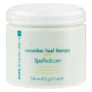 CreativeSpa Cucumber Heel Therapy 15 oz. (320606)