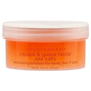 Cuccio Papaya & Guava Salts 19.5 oz. (340027)