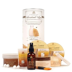 Cuccio Naturale Scentual Spa Signature Service Kit - Milk & Honey (340034)
