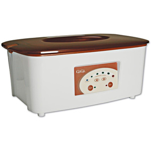 Gigi Paraffin Wax Warmer - Includes 6 lbs. Paraffin - 110V - Each (340070)