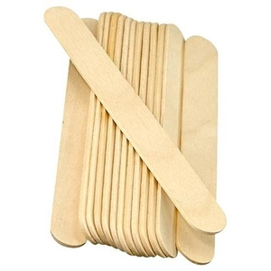 Large Wax Spatulas 100-Count (360023)