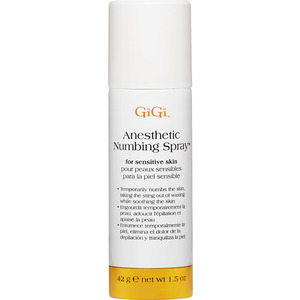 Gigi Anesthetic Numbing Spray 1.5 oz. (360029)