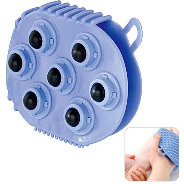 AcuPressure Hand Foot & Full Body Stone Roller Massager Tool - Relax Muscles & Eases Tension - Each (379008)