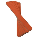 Mylar Double Sided Cushioned Nail File - Red 8080 Grit 50 Pack (410061)