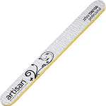 Professional Zebra Nail File - Straight 150150 Grit Pack of 12 (419007)