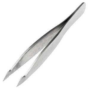 Facial Angled Jaw Tweezers (420054)