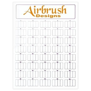 Airbrush Wall Display Board (510024)