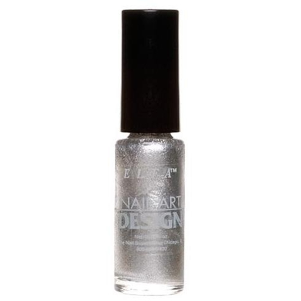 Elfa Nail Art Design - Platinum 0.25 oz. (520082)