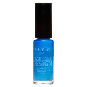 Elfa Nail Art Design - Light Blue 0.25 oz. (520087)
