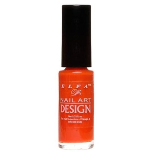 Elfa Nail Art Design - Orange 0.25 oz. (520123)