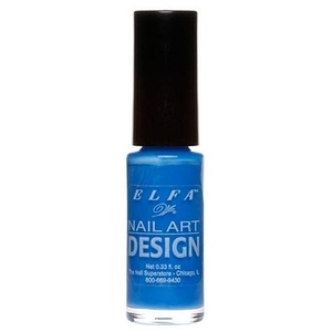Elfa Nail Art Design - Dark Blue 0.25 oz. (520141)