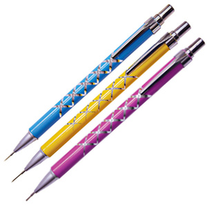 Nail Art Needle Pen 3-Pieces - Creates Extra-Detailed Nail Art - Set (520555)
