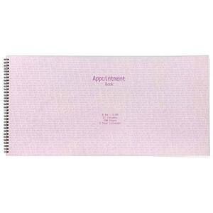 12 Column Salon Appointment Book - Keeps You Organized - Each (610031)