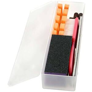 Client Personal Implement Plastic Box - Sanitary & Safe - Each (610035)