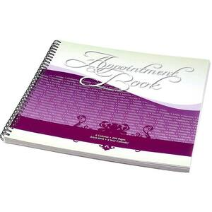 Salon Appointment Book - 6 Columns - Each (610067)