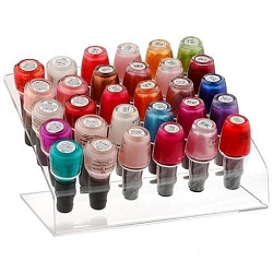 Up Side Down Polish Nail Rack 30 Bottles - Each (610149)