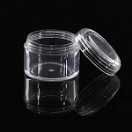 Clear Jar With Lid Large - Each (610157)