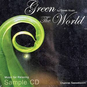 Spa Music CD - Green the World - Each (610179)