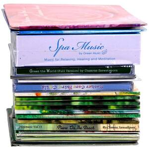 Spa Music CD - Master Collection - Each (610180)