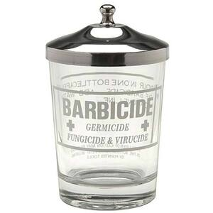 Barbicide Manicure Table Jar - Maintains Professional Appearance - 4 oz. (118.3 mL.) (620004)