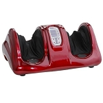 Shiatsu Multi-function Foot Massager - Red - Each (710187)